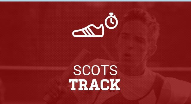 Scots Track Competes at State