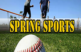 Spring Sports Signups