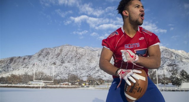 Rios Named All-Area MVP