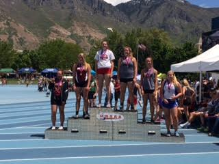 Kaelie Morris Crowned as STATE CHAMPION