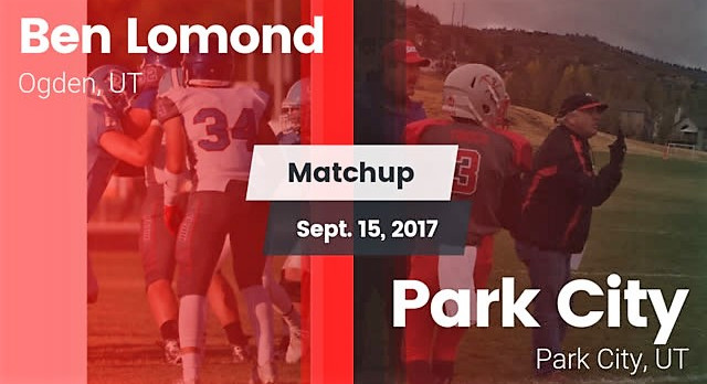Ben Lomond High School Varsity Football falls to Park City High School 16-15