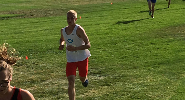 Cross Country at the City/County Championship