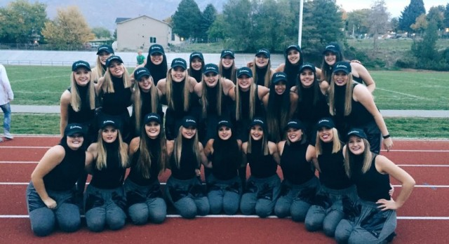 Drill Team State Competition Thursday and Saturday