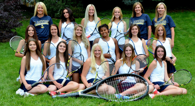 Open Court for Girls Tennis