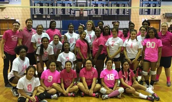 Girls Volleyball Playoffs!!
