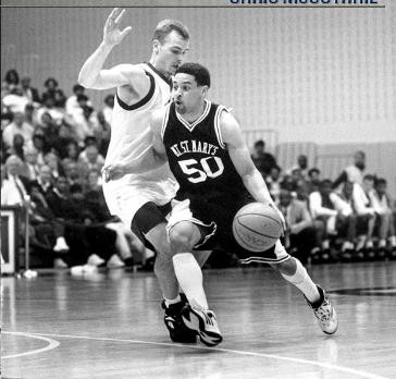 McGuthrie's Number to be retired at Mount St. Mary's!