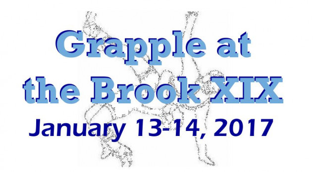 Grapple at the Brook XIX This Week!!