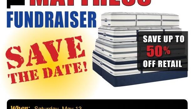 Mattress Sale – May 13th