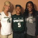 Michigan State Home Visit