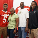 Ruggs III Receives AL / MS All-star Jersey