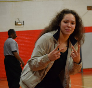 Deasia Must Not Have Worked Hard Enough During Girls Game