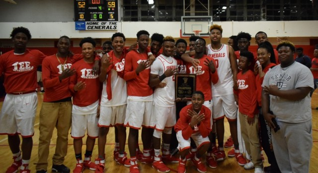 Clean Sweep on Ann Street – Generals and Lady Generals Claim Area Championships