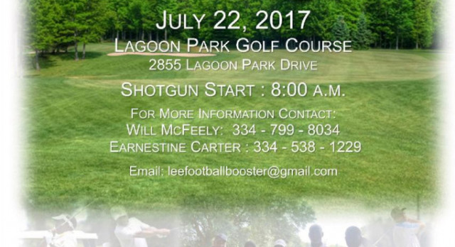 TEE TIME!  2nd Annual Tyrone Rogers Golf Tournament