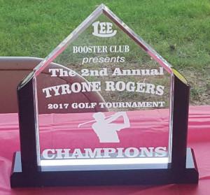 GLF 0004 Championship Trophy