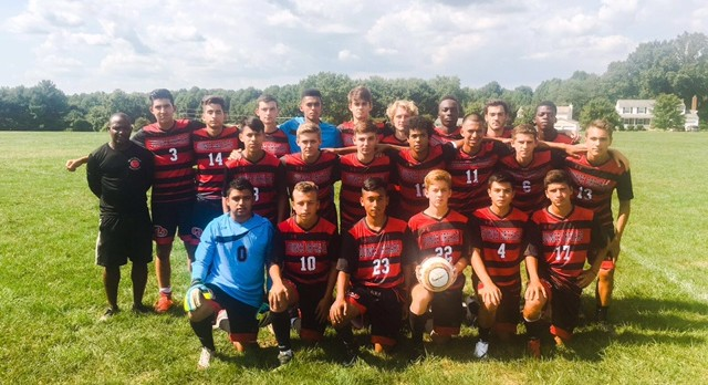 Boys Varsity Soccer Notches 10th Win