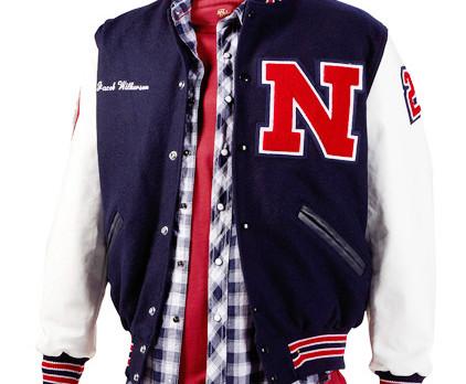 Varsity Letterman Jacket