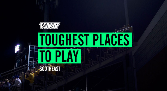 Vote for the Cougar Dome in VNN's Toughest Place to Play Contest!