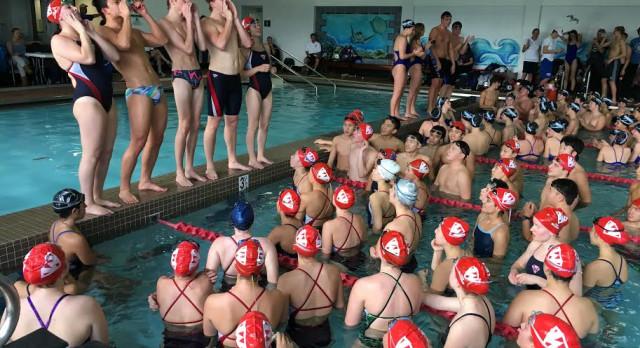 Swim & Dive Scrimmage vs. Sherwood Results