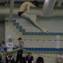 January Wootton and Whitman Swim/Dive Meet