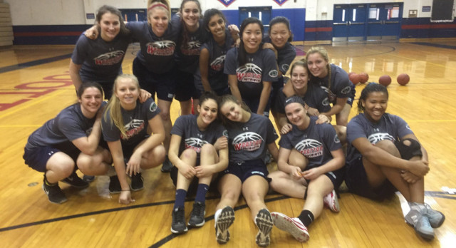 Girls Basketball Annual Give & Go Clinic