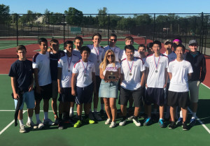 Tennis County Champs 2017