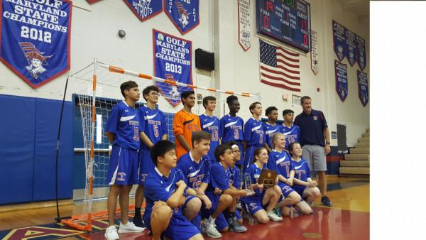 Hnadball County Champions 2017(2)