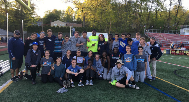 Congratulations Boys and Girls Track NJAC Champions!