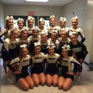 Your 2016 West Forsyth Varsity Competition Team