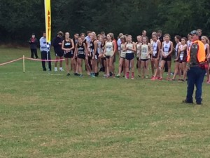 West Girls Start