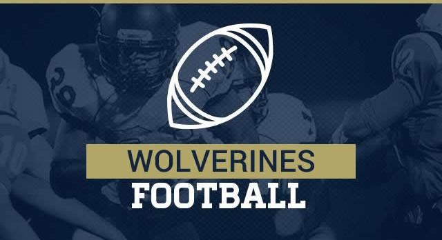 9th Grade Football in Region Championships Thursday 10/19 at West!