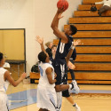 Varsity Boys Basketball vs Centennial HS
