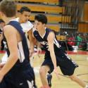 JV Boys Basketball vs Milton HS