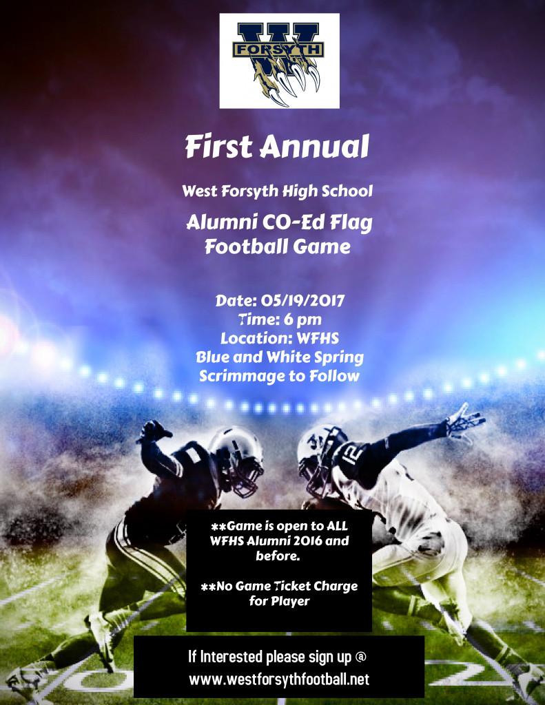 alumni Football flyer2