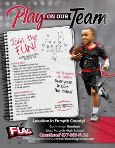 2017 Fall Flyer - Forsyth County