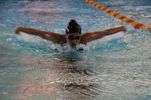 best butterfly stroke of Shaniah