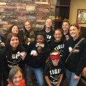 Softball at Ronald McDonald House