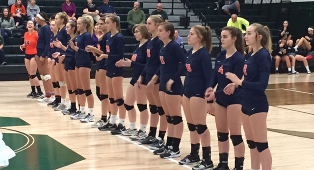 Berea-Midpark Rolls On to the District Semifinals with Another Sweep
