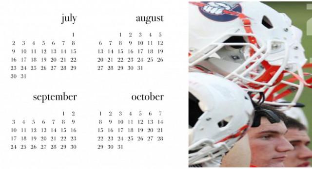 Titans Announce 2017 Fall Schedule