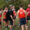 Boys Cross Country at Medina Festival