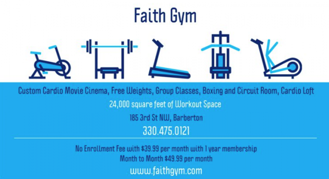 Faith Gym Helps Out The BHS Athletic Department