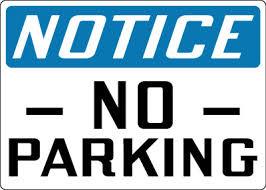 Parking on Saturday, October 29 at Barberton HS