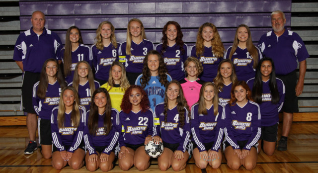 Girls' Soccer Takes on Highland in First Round of OHSAA Tournament