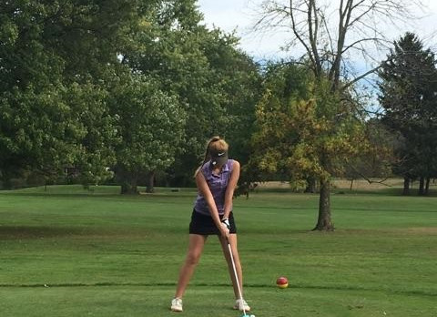 Alea Griffith Advances to the OHSAA District Golf Tournament
