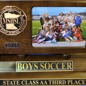 2015 Boys Soccer State Class AA 3rd Place