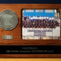 2013 Football Section 3AAAAA 2nd Place