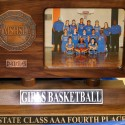2014 Girls Basketball State Class AAA 4th Place