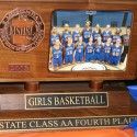2013 Girls Basketball State Class AA 4th Place