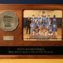 2015 Boys Basketball Section 6AAA 2nd Place