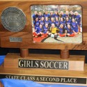2014 Girls Soccer State Class A 2nd Place