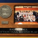 2007: Boys Basketball Section 5AAA Second Place